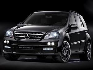 BRABUS для Mercedes-Benz ML-class (W164)