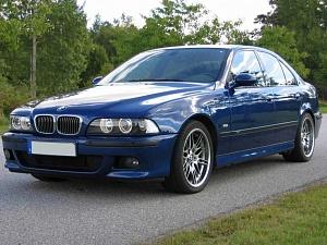 Чип тюнинг BMW 5-series (E39)