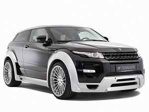 Обвес HAMANN для Range Rover Evoque 2011-2015