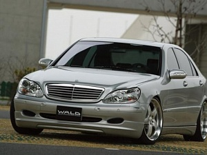 Wald Executive 2nd для Mercedes S-класс (W220)