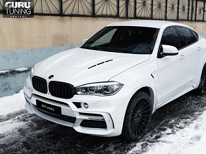 BMW X6 F16 HAMANN WIDE BODY