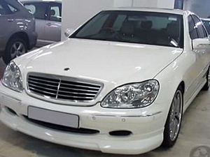 Wald Mercedes-Benz (W220)
