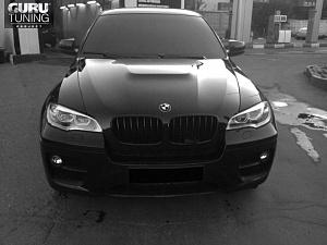 РЕСТАЙЛИНГ BMW X6 2013