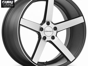 Диски Vossen CV3 для Bentley Continental GT 2011-