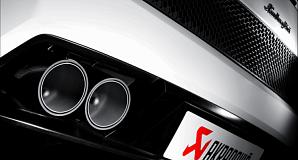 Выхлопная система Akrapovic для Lamborghini GALLARDO LP 550-2 COUP?