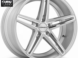 Диски Vossen CV5 для Bentley Continental GT 2003-2010