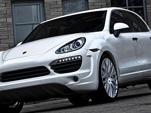 KAHN для Porsche Cayenne 958