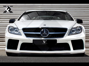 FX design для Mercedes CL-class (C216)