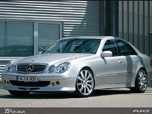 A_R_T для Mercedes E-class (W211)
