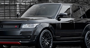 KAHN RS600 WIDE ARCH PACKAGE для Range Rover