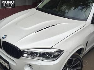 Капот HAMANN для BMW X5 F15