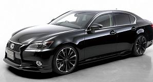 Wald Executive для Lexus GS 250/350/450h
