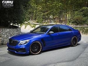 Wald для Mercedes S-Class (W222)