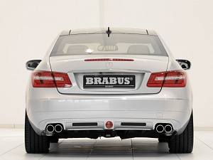 Выхлоп BRABUS Mercedes-Benz E-class Coupe W207