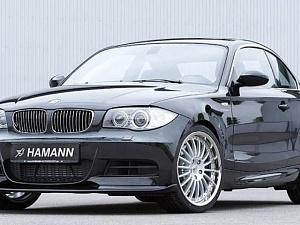 Обвес HAMANN для BMW 1-series E82 coupe / E88 cabriolet