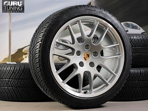 Диски RS Spyder на Porsche Panamera