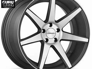 Диски Vossen CV7 для Mercedes GLK-class X204