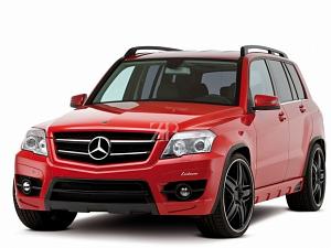 Диски Lorinser для Mercedes GLK (X204)