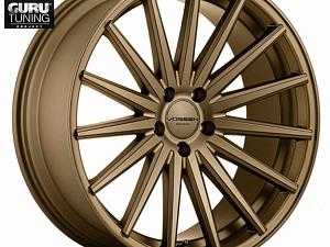 Диски Vossen VFS2 для Audi A6 2008-2011