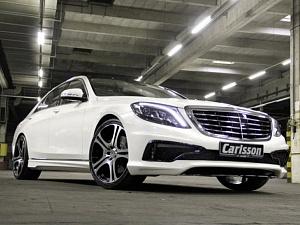 Carlsson для Mercedes S-Class (W222)