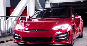 BodyKit Platon for Tesla Model S