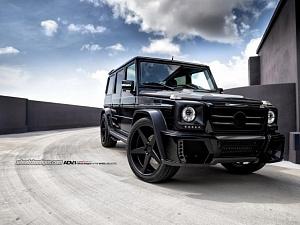 Wald Black Bison для Mercedes G W463