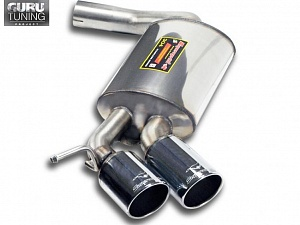 Supersprint для Mercedes R172 SLK 55 AMG V8