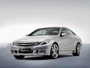 Выхлопная система Lorinser для Mercedes E-Class Coupe