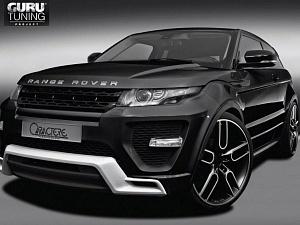 Caractere для Range Rover Evoque