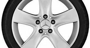 Диски для Mercedes A class W176 с 5  спицами
