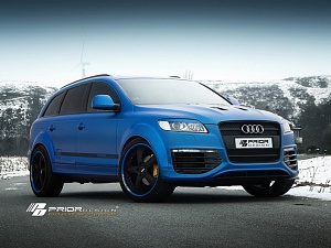 Prior-Design Aerodynamic-Kit для Audi Q7 PDV12