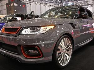 KAHN RS300 для Range Rover Sport 2014