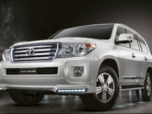 Platinum Edition для Toyota Land Cruiser 200