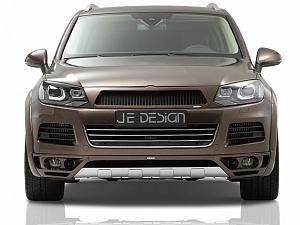 Выхлопная система Je Design для VW Touareg 7P