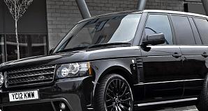 KAHN для Land Rover RANGE ROVER