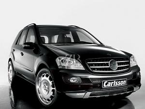 Выхлопная система Carlsson для Mercedes ML-Class (W164)