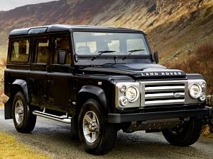 Чип тюнинг Land Rover Defender