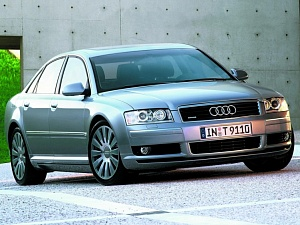 Чип тюнинг Audi A8 (D3)