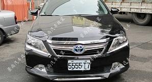 TRD для Toyota Camry 50