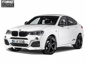 AC Schnitzer для BMW X4 (F26)