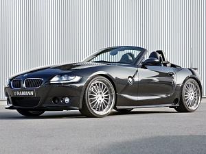 HAMANN для BMW Z4 M E85 ROADSTER