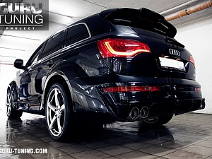 Audi Q7 PPI ICE Widebody