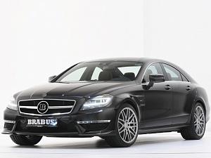 Аксессуары BRABUS Mercedes-Benz 63 AMG (W218)