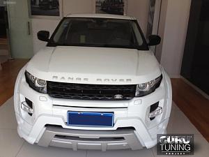 Titan для Range Rover Evoque