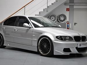 Prior-Design EXCLUSIVE для BMW 3er E46 Седан