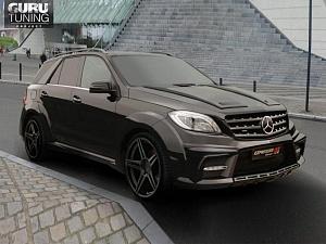 Expression для Mercedes-Benz ML-class (W-166)