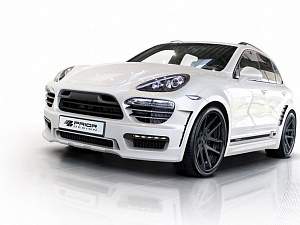 PRIOR-DESIGN для Porsche Cayenne 958 PD600 Widebody