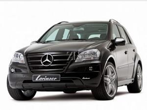 Выхлопная система Lorinser для Mercedes ML-Class (W164) 2010