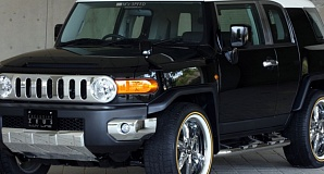 M'z SPEED EXCLUSIVE для Toyota FJ Cruiser