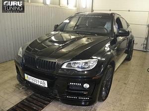 Капот карбоновый Hamann BMW X6 E71